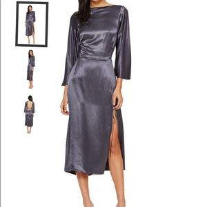 Bec Bridge slick oil dress